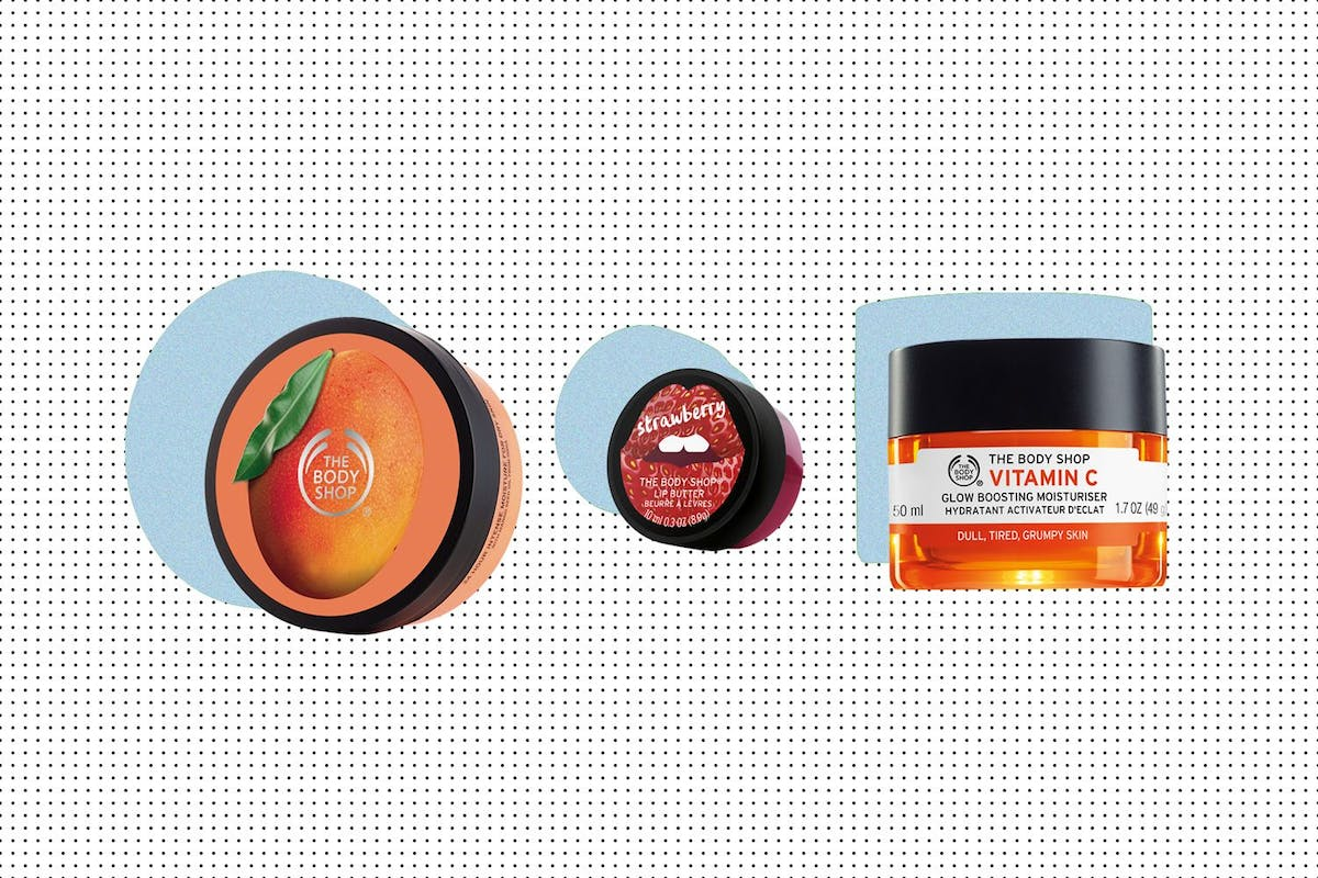 These are the products from The Body Shop that fill us with nostalgia