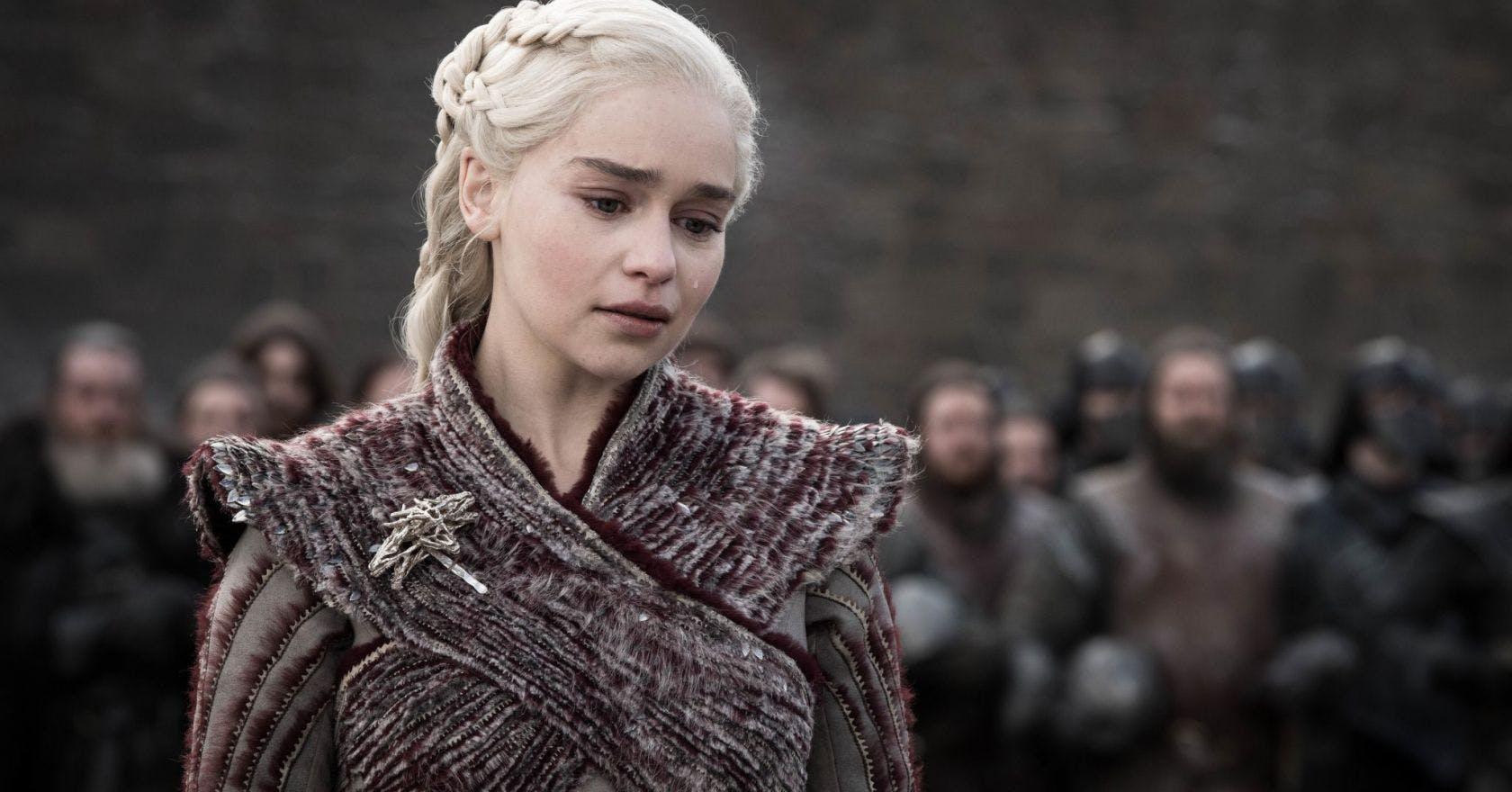 "Emilia Clarke finally responds to Game of Thrones backlash: ""I felt truthfully sad"""