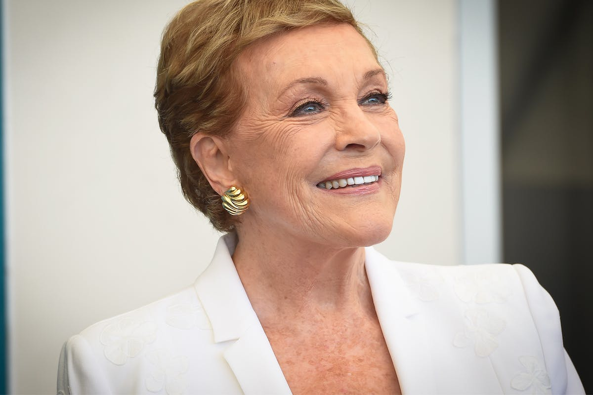 "Julie Andrews on how therapy saved her life: ""My head was so full of clutter"""