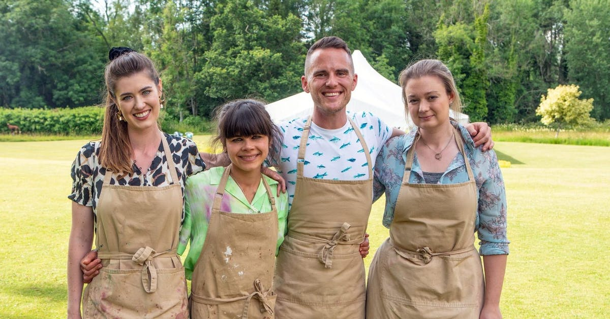 Bake Off 2019: 27 thoughts I had while watching GBBO episode nine