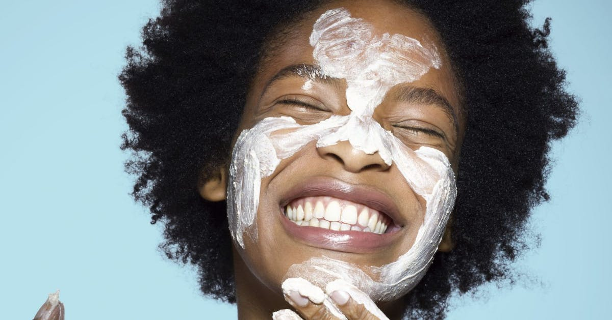 Skin pastes are the latest beauty buzz to hit our skincare routines
