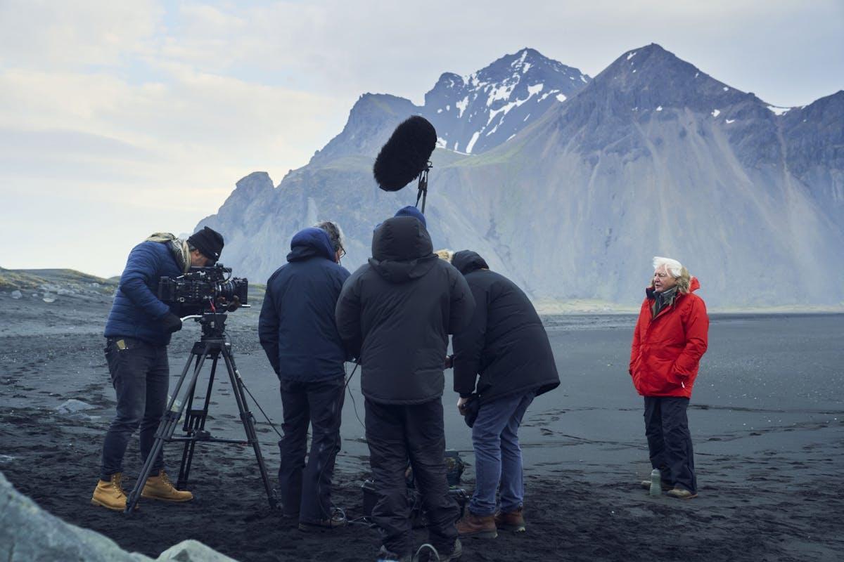 David Attenborough's Seven Worlds, One Planet