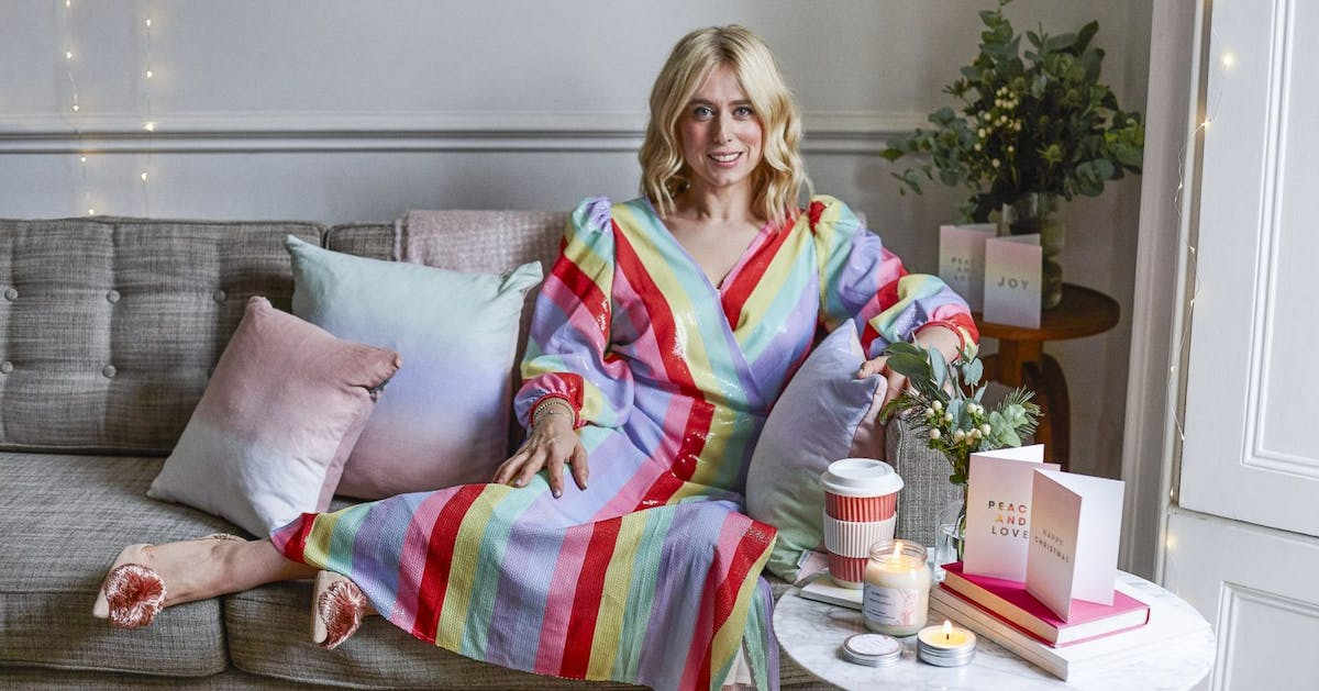 Meet the designer brightening up your autumn wardrobe and your home