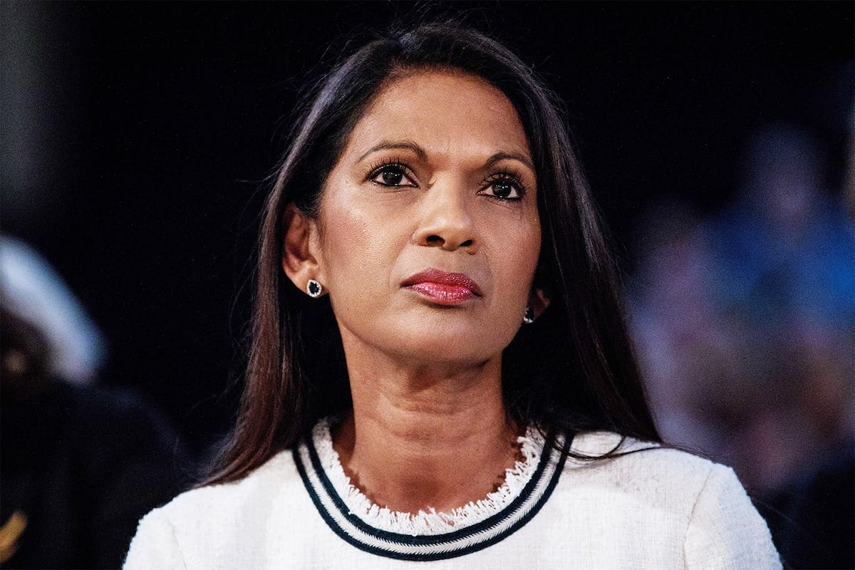 """Gina Miller: UK police are investigating a """"Kill Gina Miller"""" crowdfunding page."""