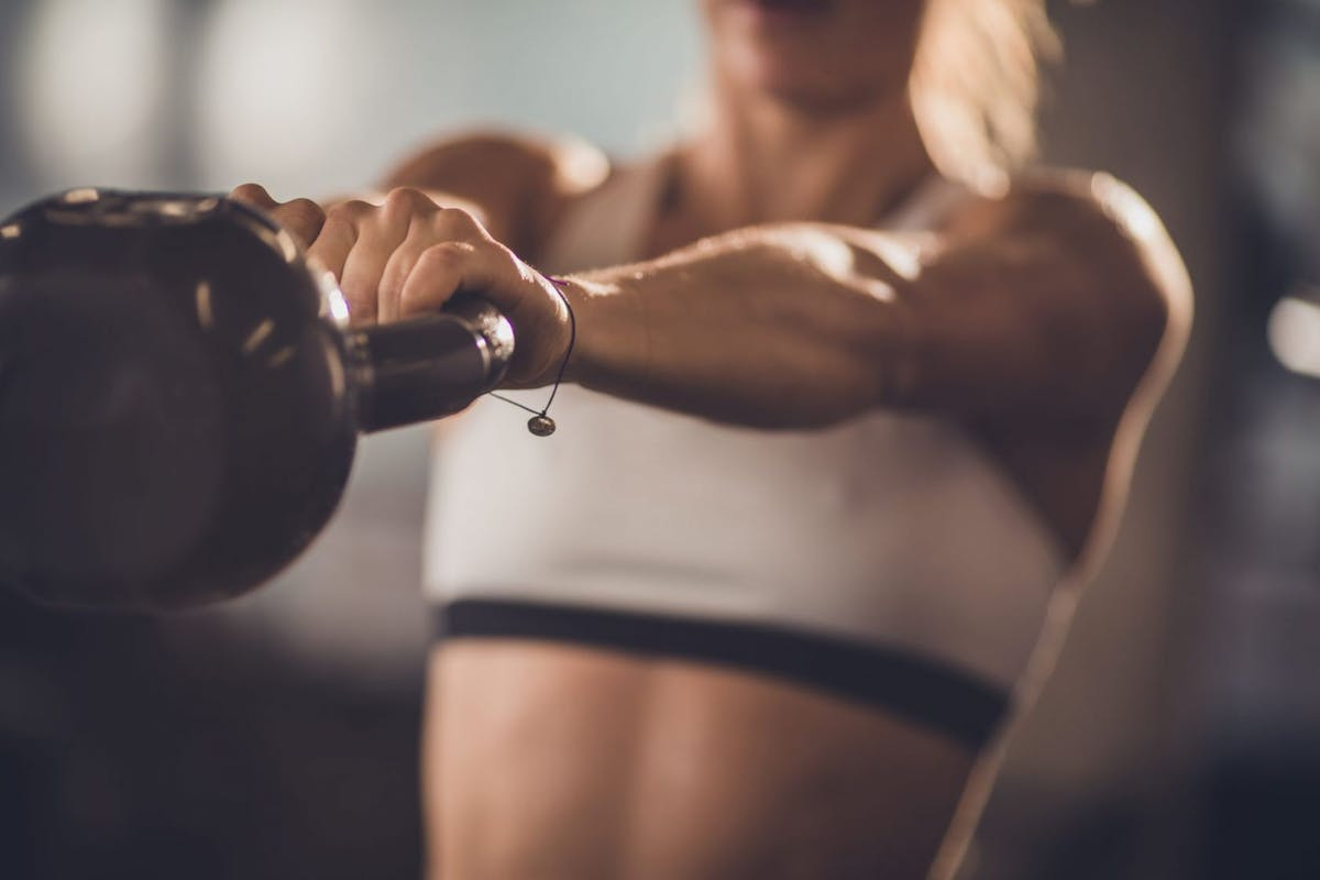 Strength training and resistance training