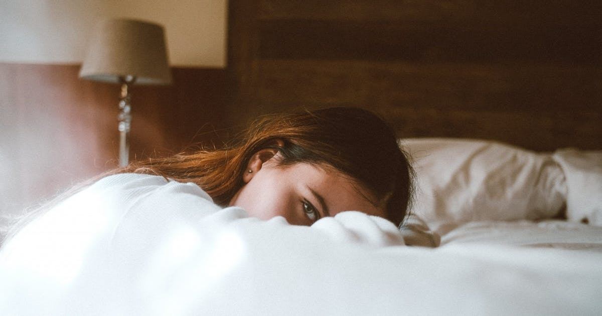 Sleep deprived? Here's how to bounce back after a bad night's sleep