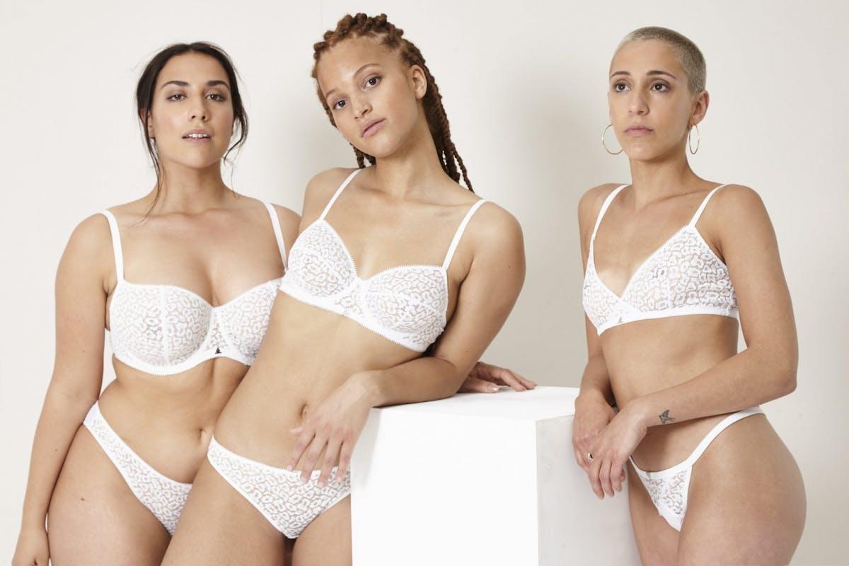 Inclusive lingerie brand Beija