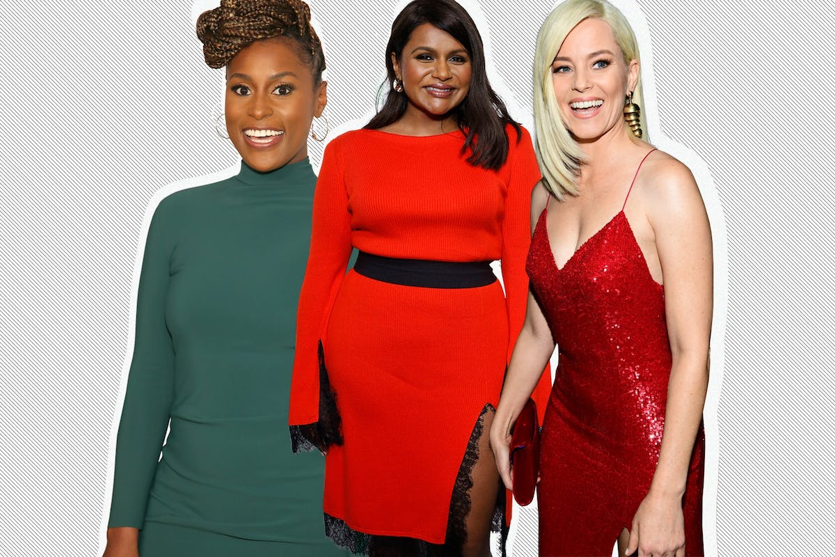 Issa Rae, Mindy Kaling and Elizabeth Banks