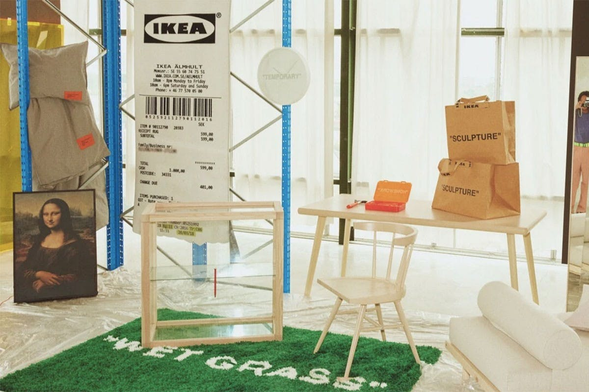 Ikea X Off White Is Finally Here