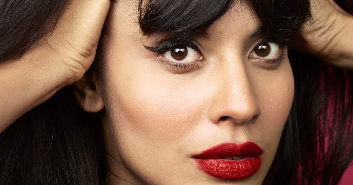 Jameela Jamil on the joys of not caring what people think