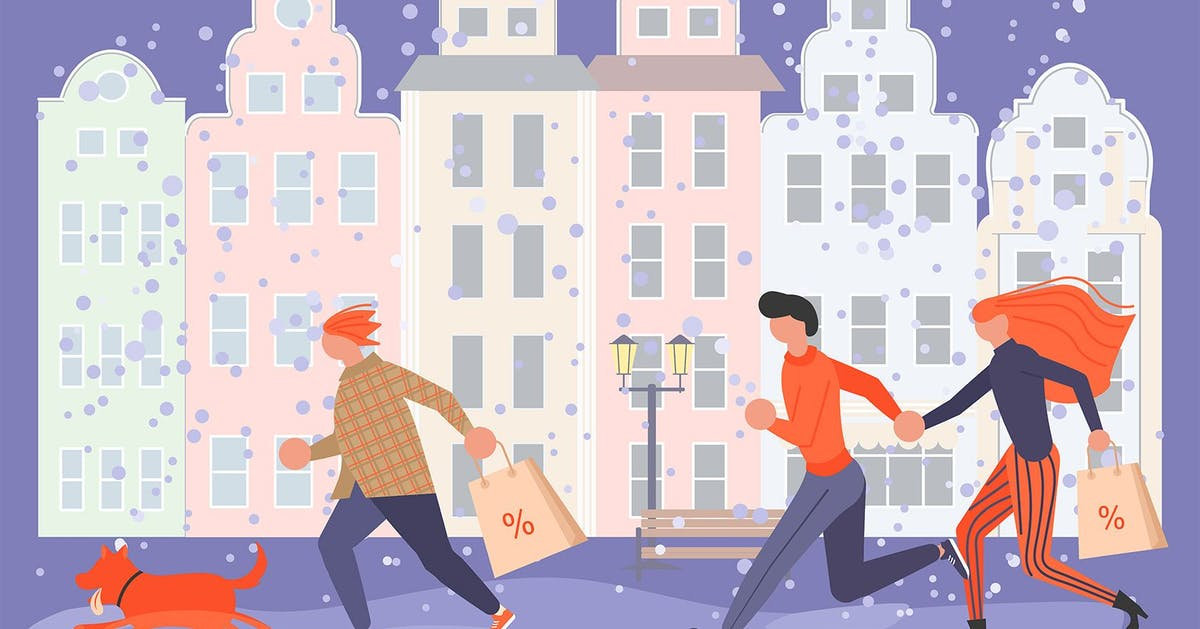 Cyber Monday 2019, extreme shopping, and why we fall for the bargains every year