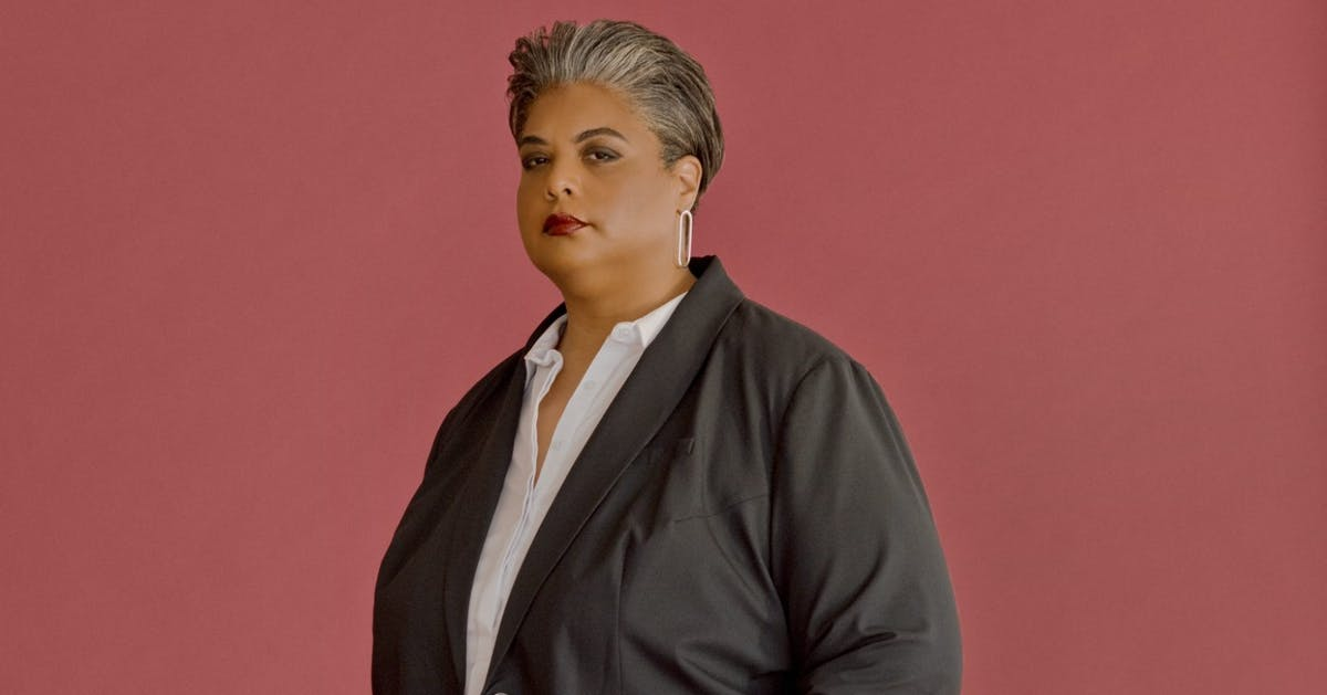 Roxane Gay Takes Over Stylist - cover