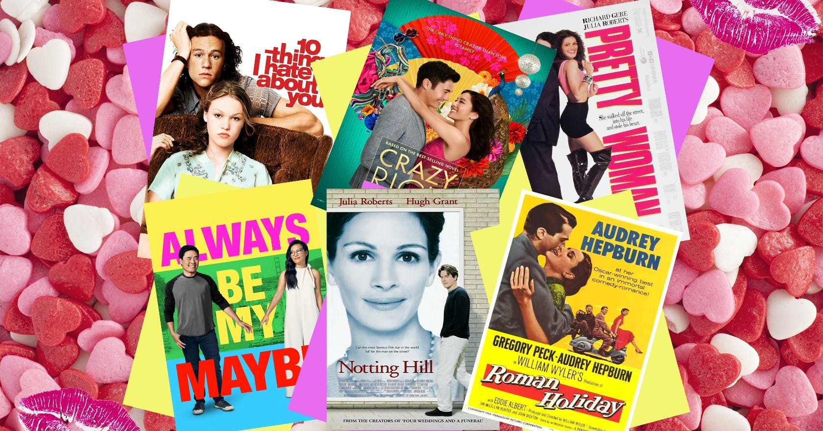 The Style List: 29 perfect rom-coms, as picked by Roxane Gay