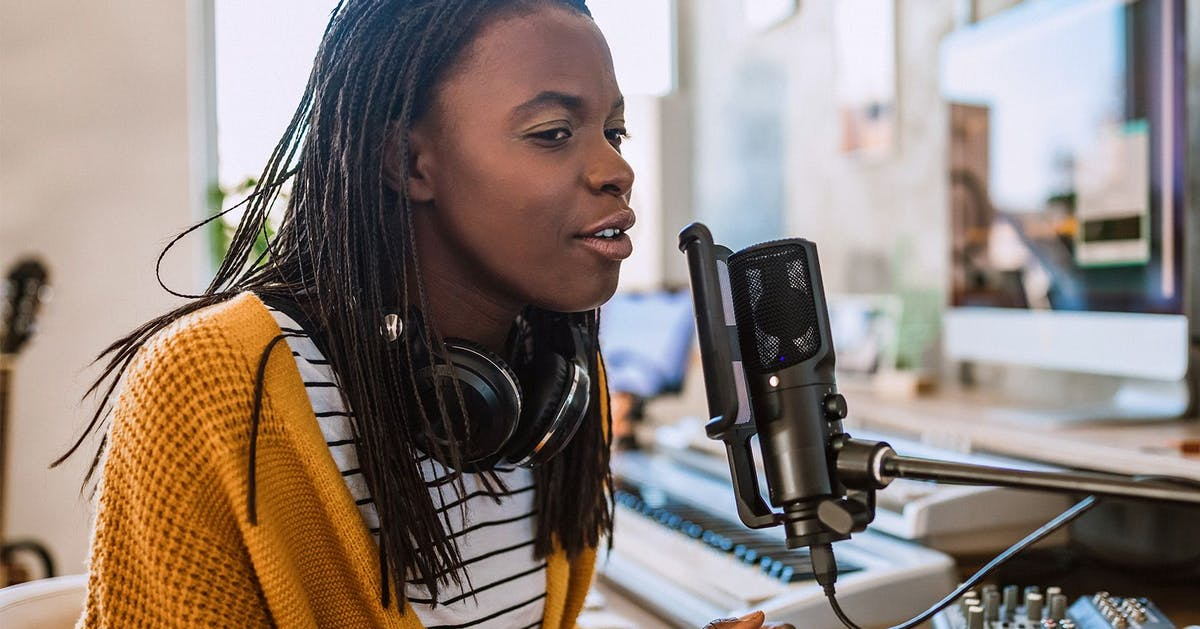 Why female voices in podcasting are so important