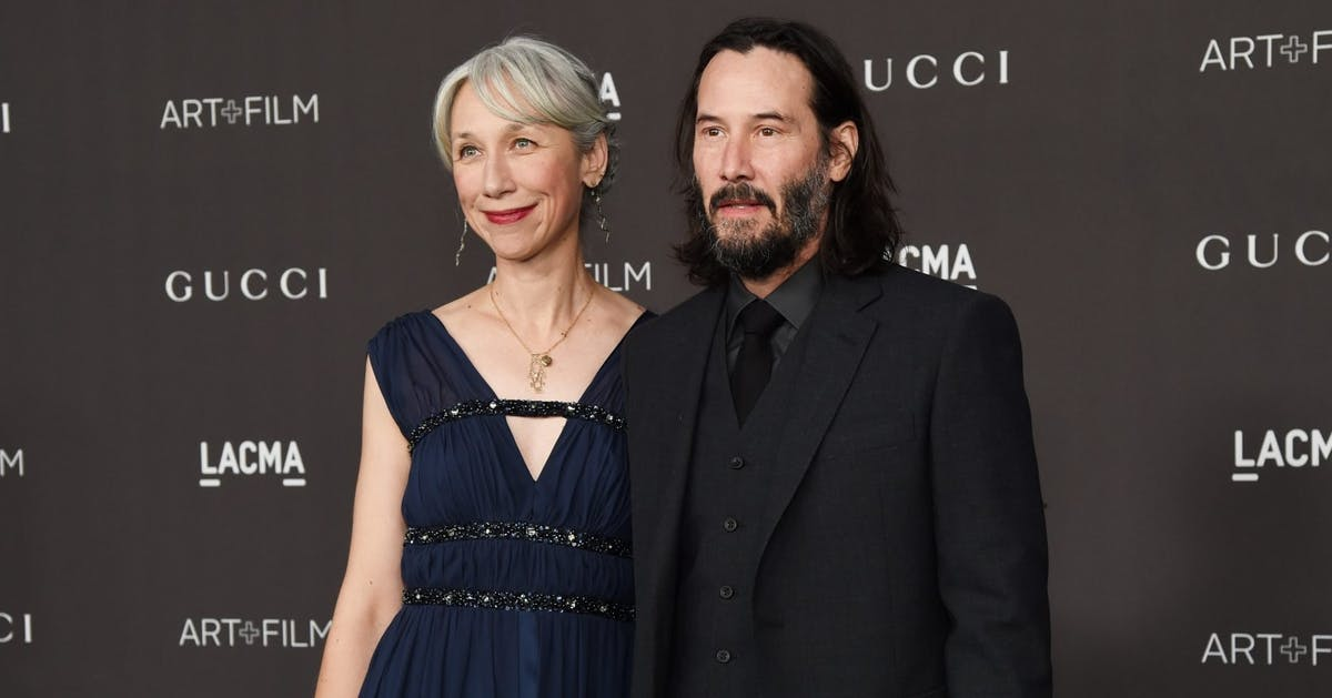 """""""The online reaction to Keanu Reeves and Alexandra Grant's relationship is disappointing, but predictable"""""""