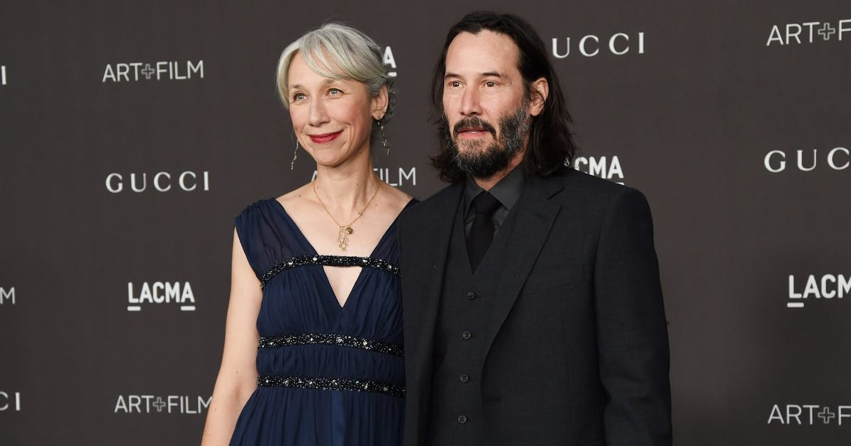 Keanu Reeves and Alexandra Grant: why the online reaction to their relationship is disappointing, but predictable