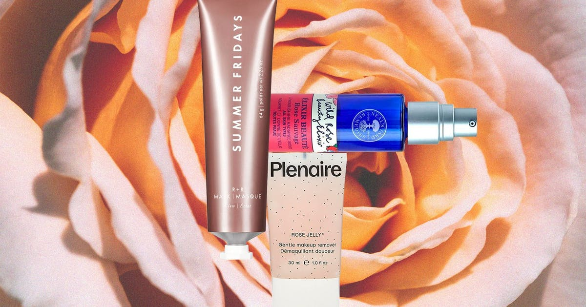 Rose oil skincare: How to reap all of its healing and hydrating benefits