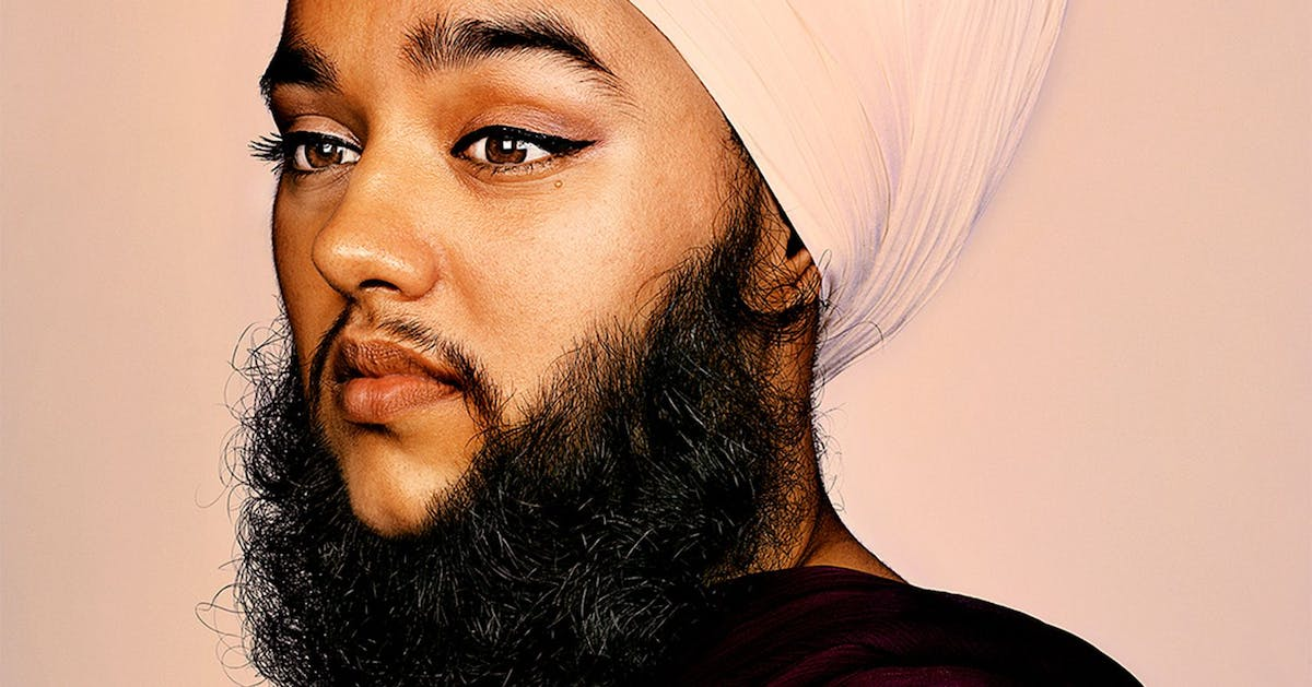 Harnaam Kaur reveals the one beauty rule she lives her life by (and it's seriously inspiring)