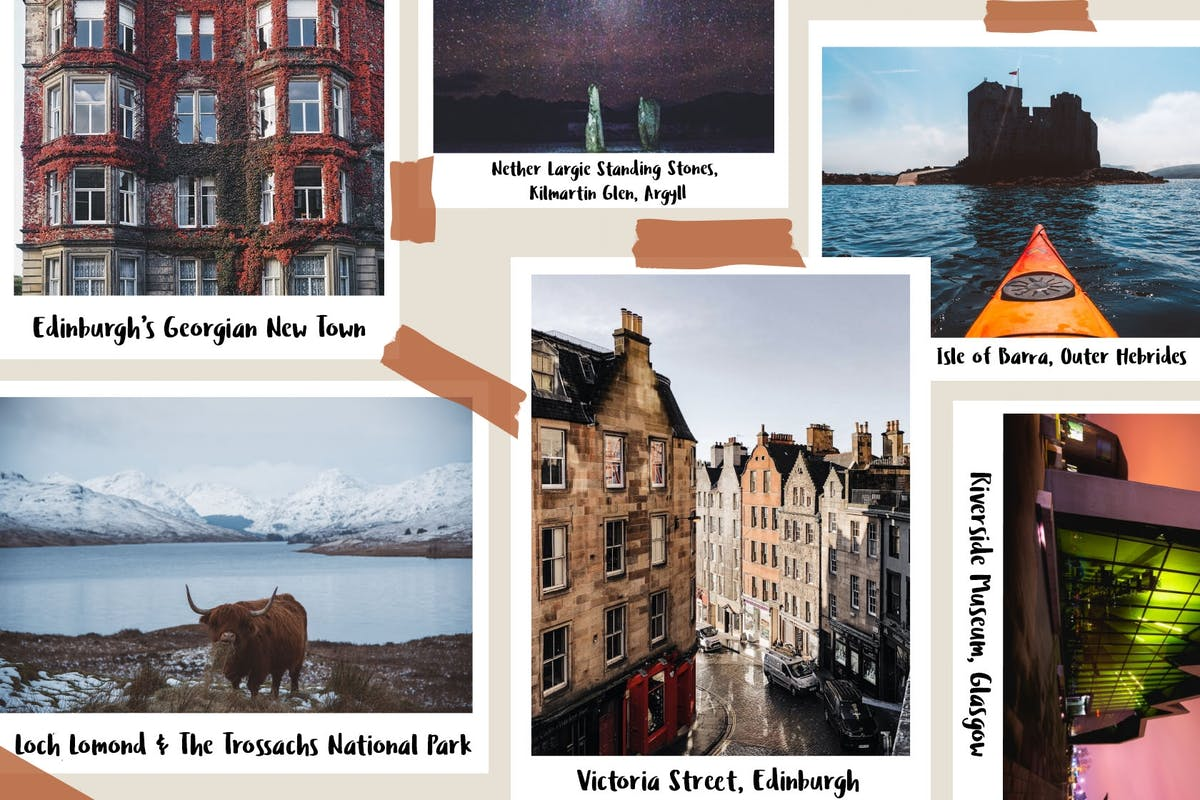 Quiz: Discover your ideal Scottish getaway based on your Instagram likes