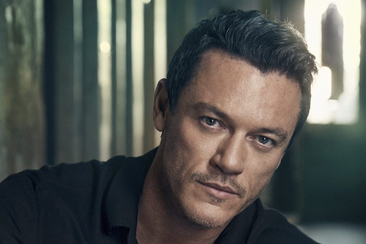 Luke Evans reveals the hardest lesson he's had to learn about himself