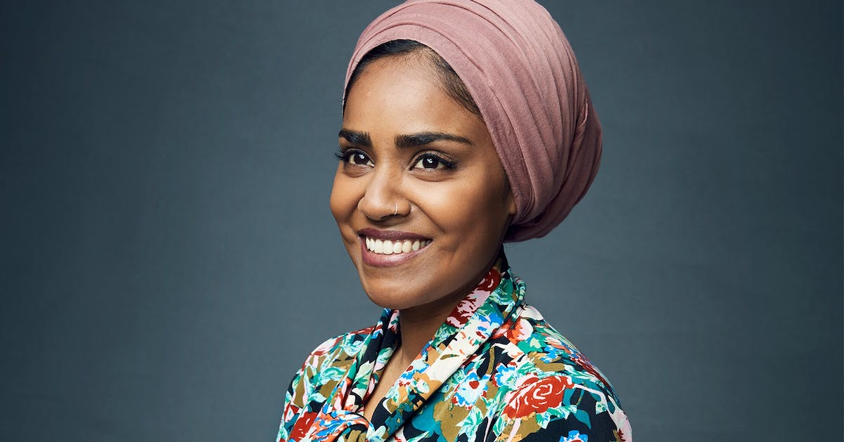 Nadiya Hussain's advice to her younger self is incredibly moving