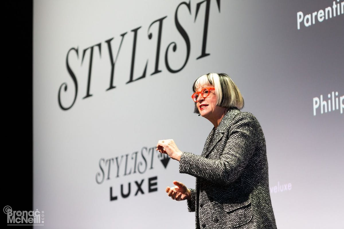 Philippa Perry at Stylist Live LUXE