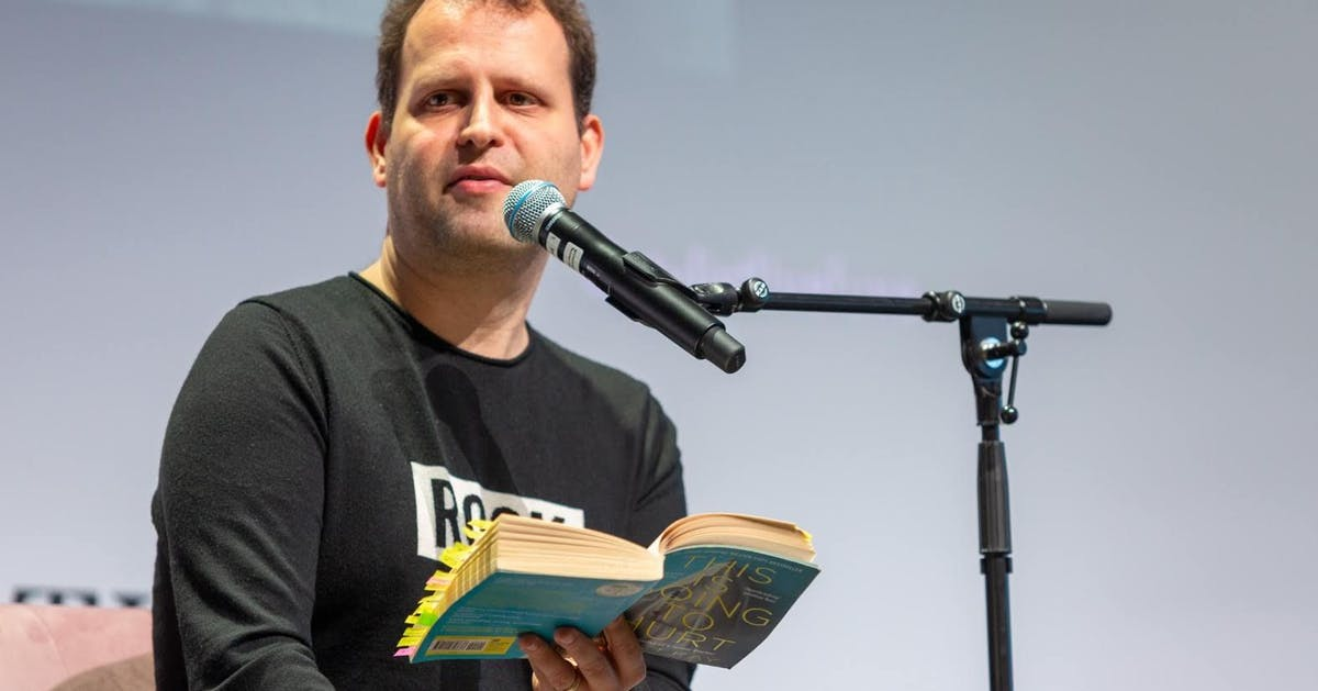 Adam Kay has a simple way for people to help NHS staff this Christmas