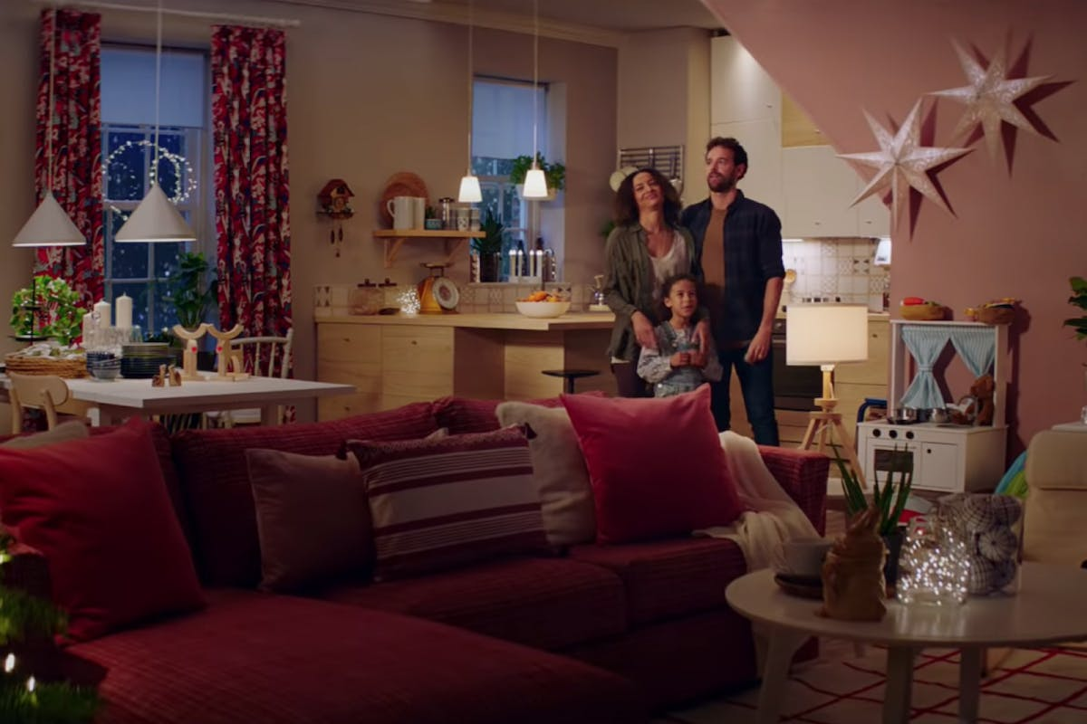 IKEA Christmas Advert 2019