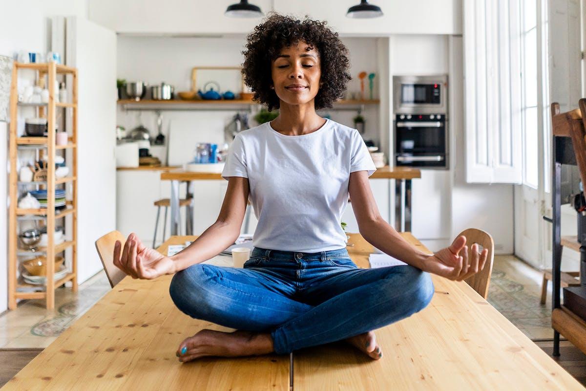 Open monitoring meditation