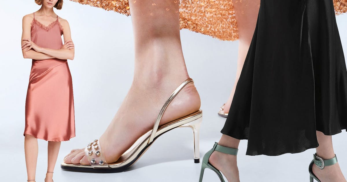 These high street heels will make you want to step straight into party season