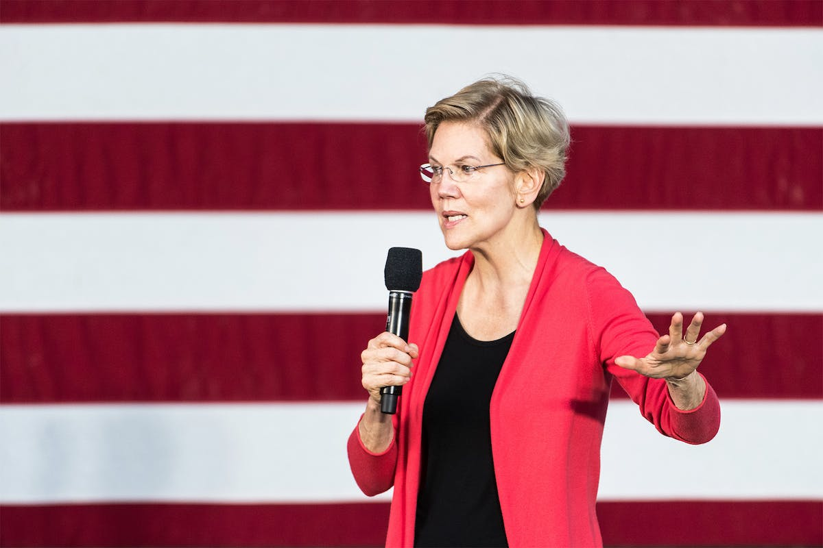 "Elizabeth Warren: why telling the politician to ""smile more"" is so disappointing"