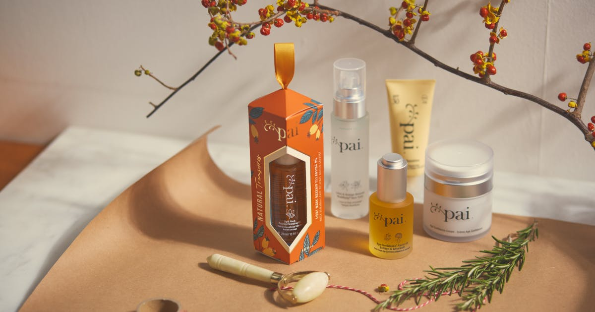 Win a year's supply of Pai Skincare plus a 1-to-1 consultation with founder Sarah Brown