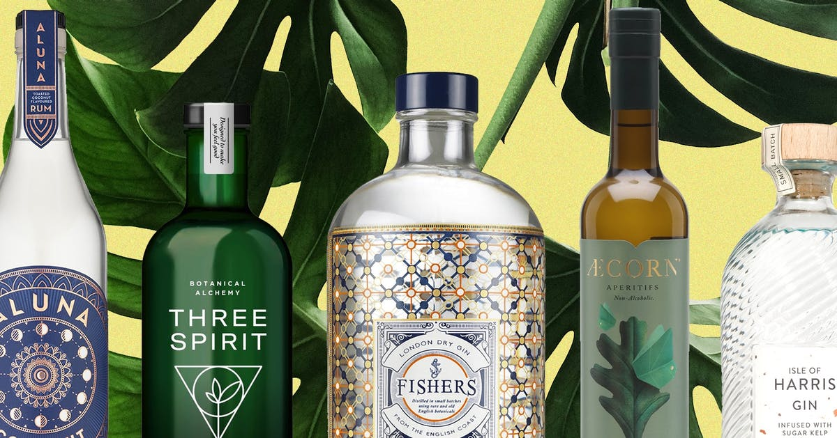 14 beautiful bottles of gin, whisky, rum, vodka and non-alcohol spirits to give as gifts this Christmas