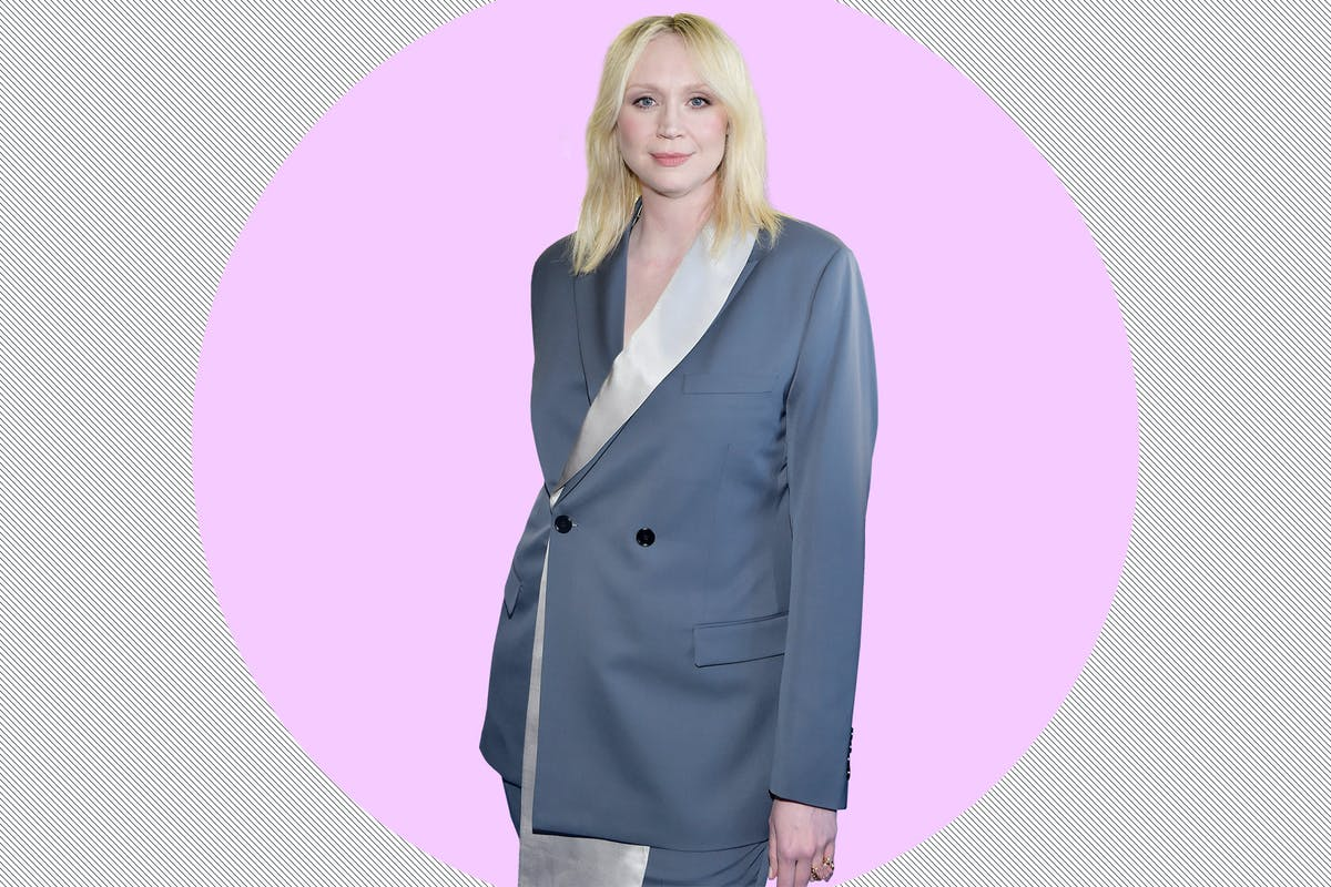Gwendoline Christie wears oversized men's suit at Critics Choice Awards