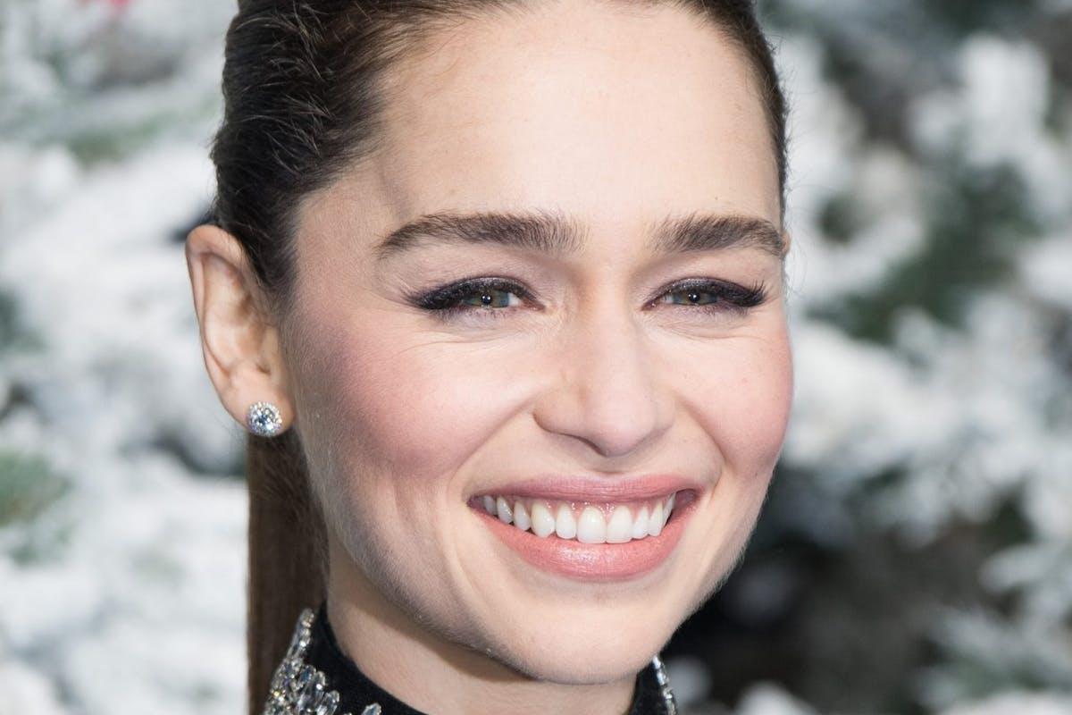 Emilia Clarke Last Christmas