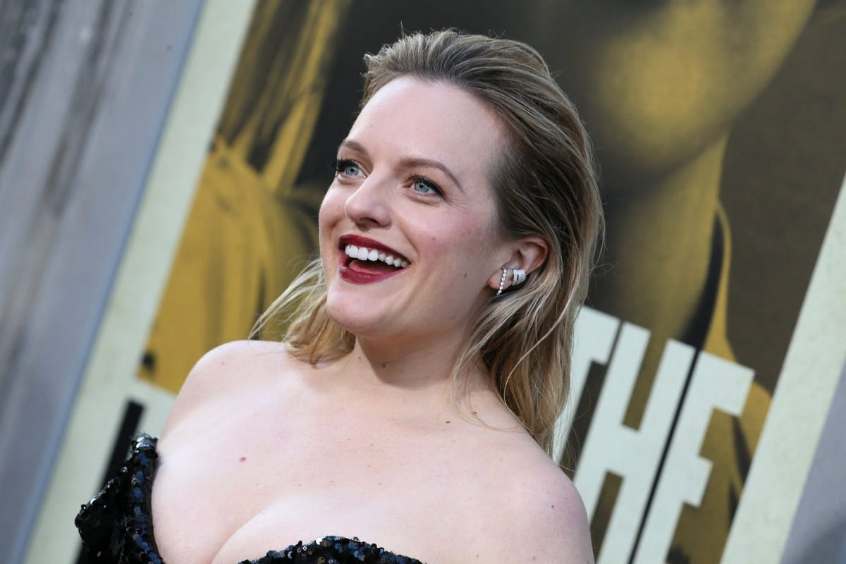 Elisabeth Moss just got real about her surprising self-care routine on The Handmaid's Tale