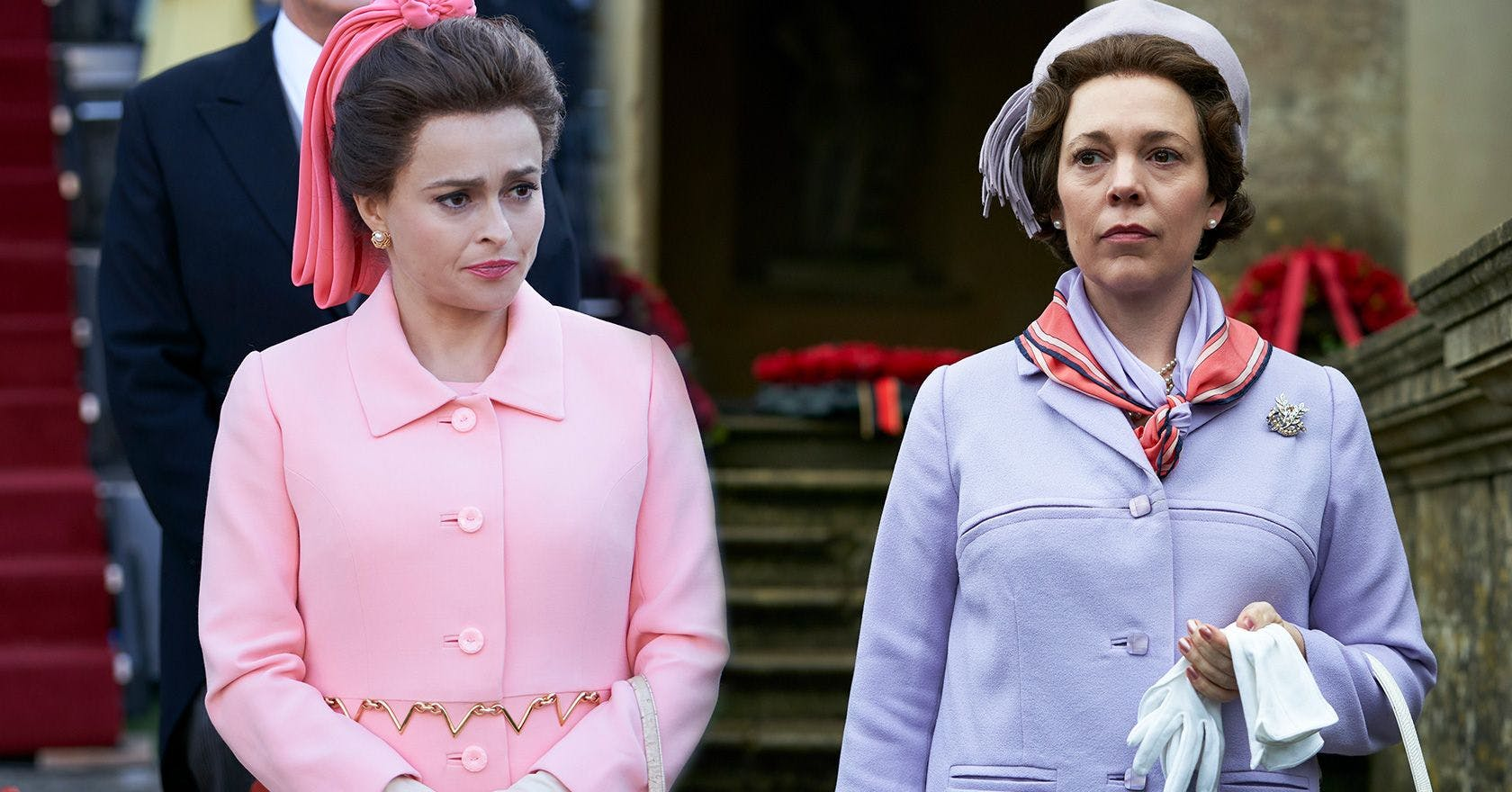 How close were the Queen and Princess Margaret in real life?