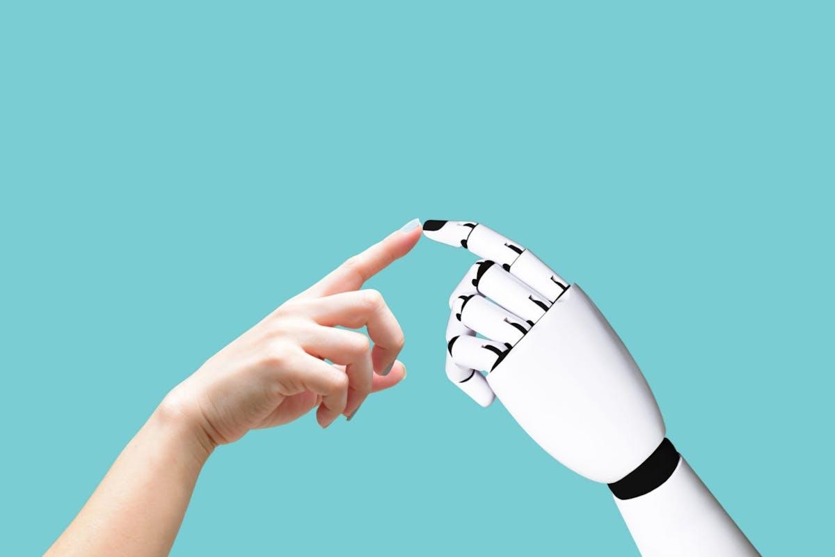 robot boyfriend