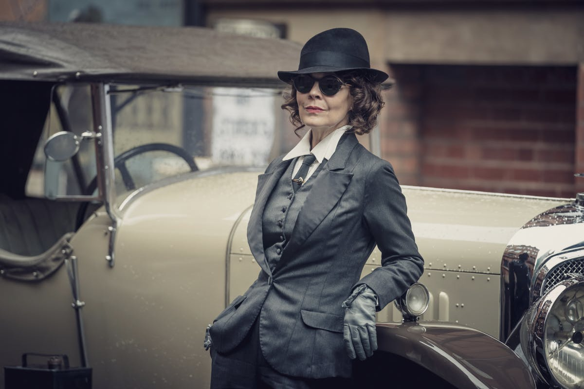 Peaky Blinders fans, Helen McCrory has just been cast in a new political drama