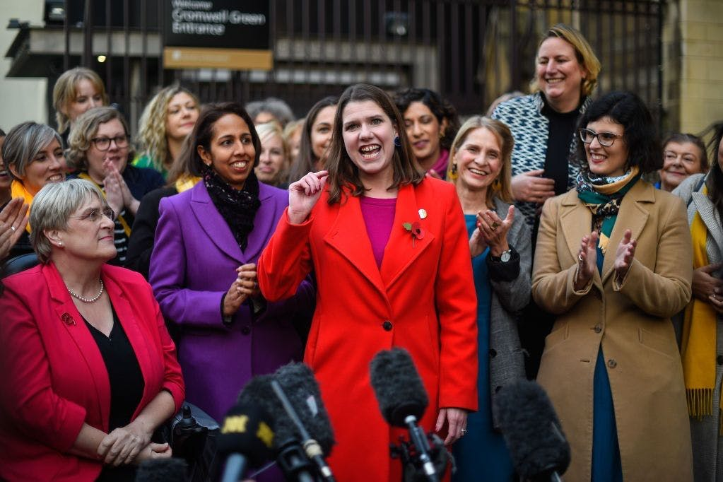Jo Swinson and the Liberal Democrats