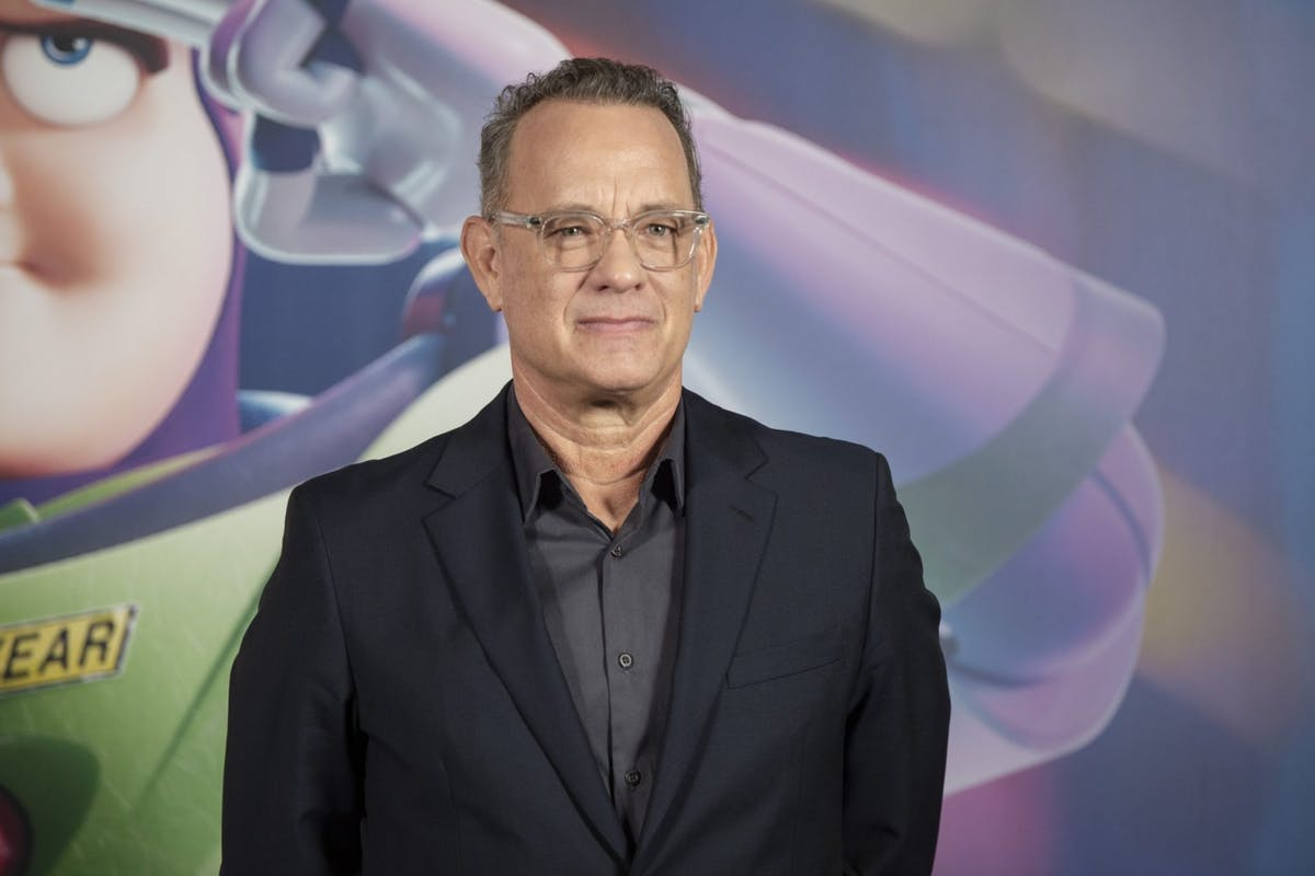 Tom Hanks nearly guest-starred in Friends as male nanny Sandy.