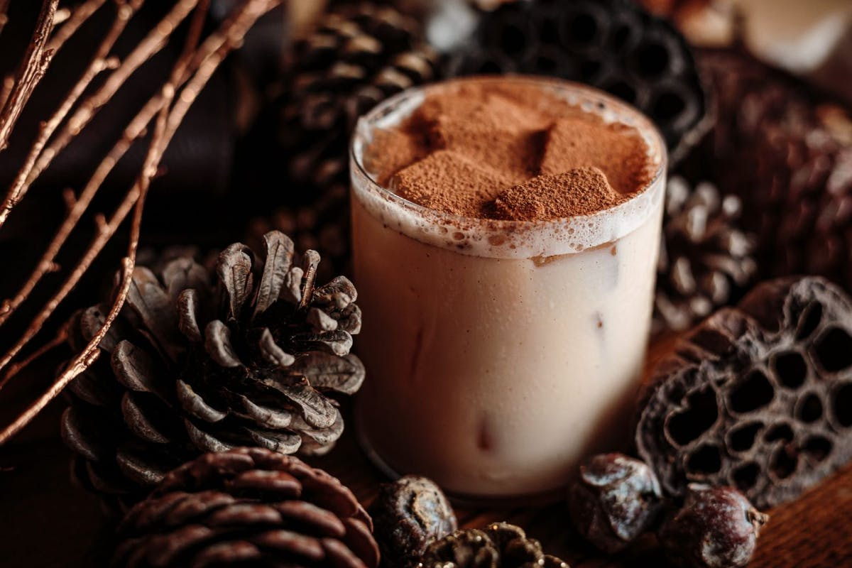 Diablesse Clementine Winter Spiced Hot Chocolate recipe