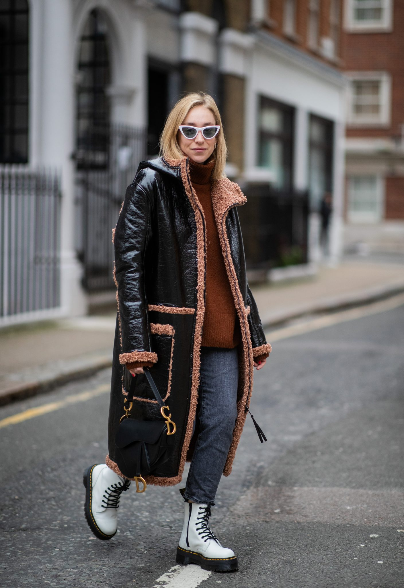 Dr Martens how to wear for winter