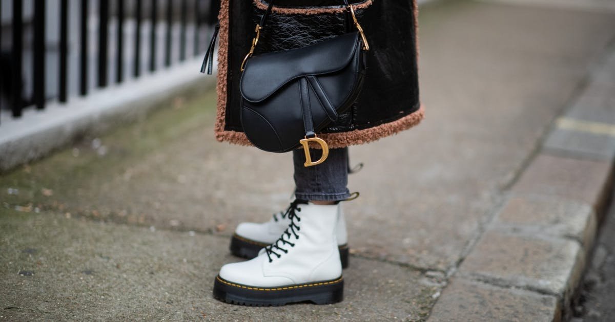 Dr. Martens are officially the winter boot to own once again
