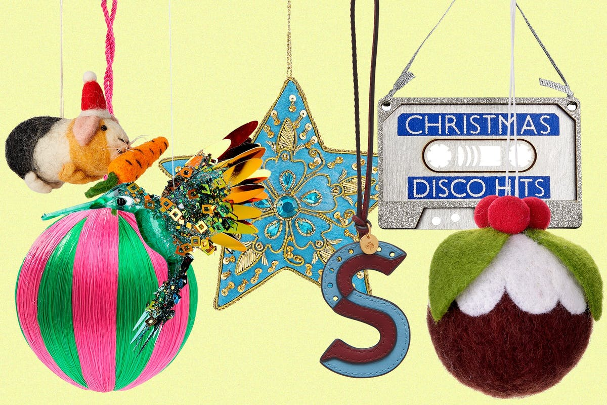 The Style List: 30 of the best Christmas baubles