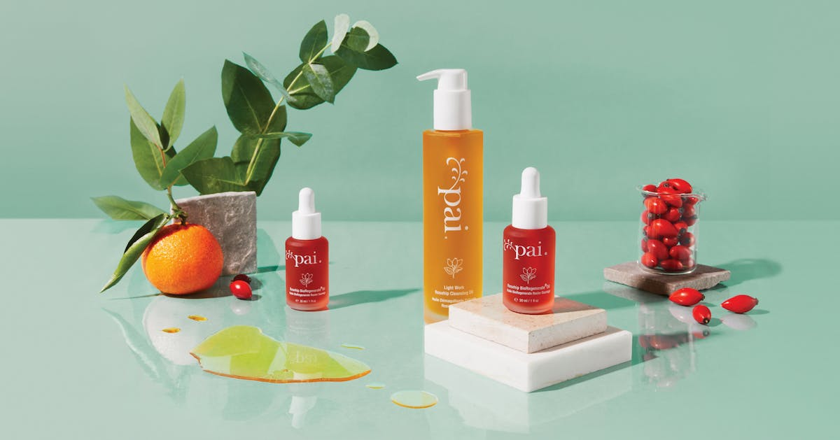 Get 25% off everything at Pai Skincare