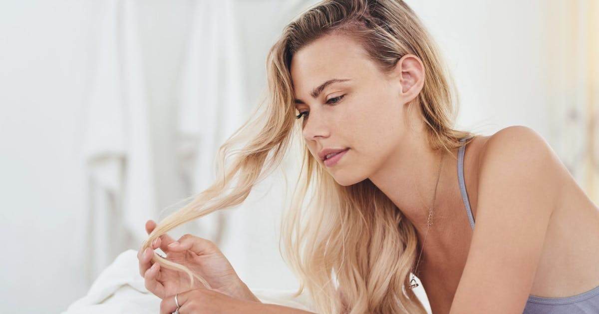 Got a head full of pesky split ends? Here's what you need to do