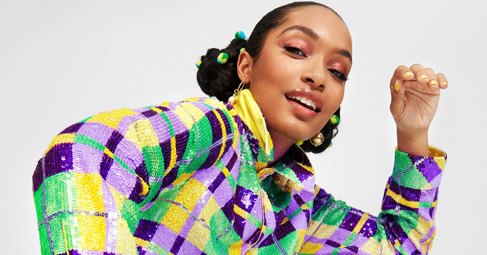 Yara Shahidi on what it really means to be a young woman in 2019