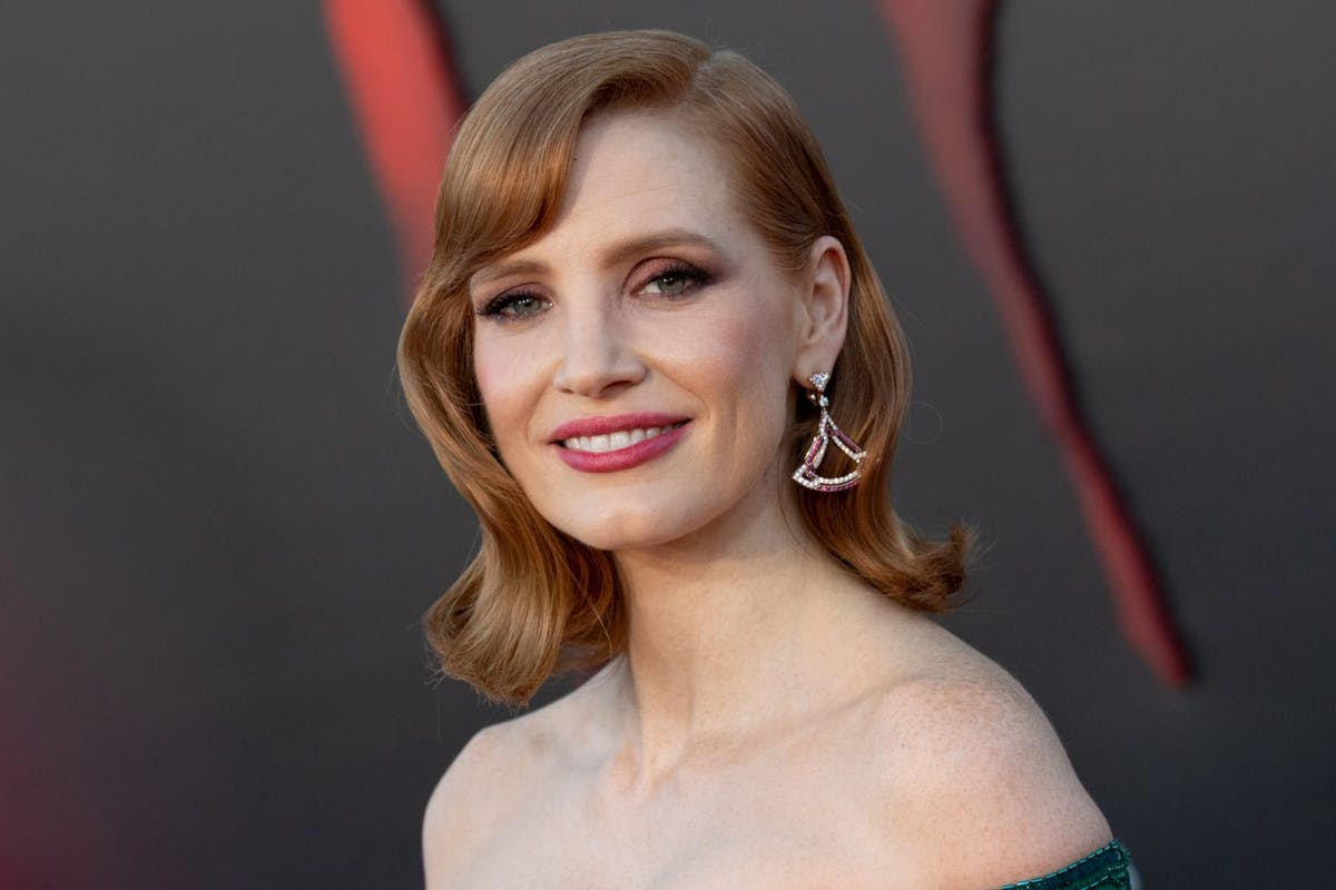 Jessica Chastain will be on the West End in A Doll's House.