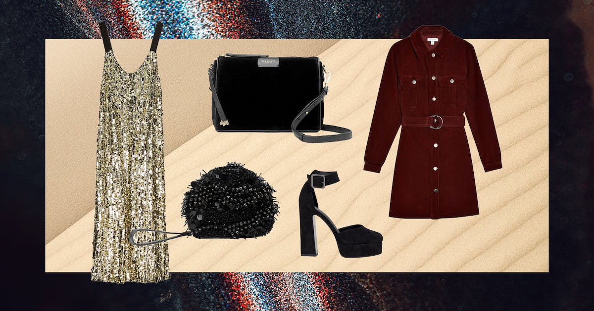 4 ways to accessorise your outfit this party season